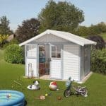 Grosfillex Deco 7.5 Plastic Shed - Multiple Colour Option