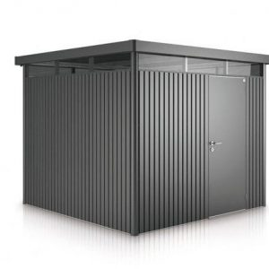 H4 BioHort Highline Metal Shed With Single Door