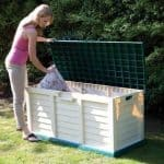 Rowlinson Plastic Storage Box Bench