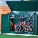Asgard Access Metal Bike Store