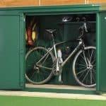 Asgard Annexe High Security Bike Store