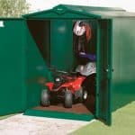 Asgard Centurion Plus Metal Garden Storage Unit