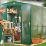 Asgard Flexistore 5 x 11 Metal Shed