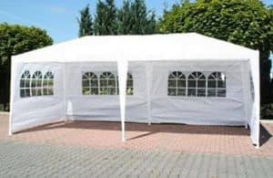 BillyOh 4000 Premium 3m x 6m Garden Party Gazebo Marquee