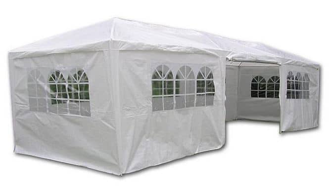 BillyOh 4000 Premium 3m x 9m Garden Party Gazebo Marquee