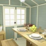 BillyOh 5000 Corner Summer House Kitchen