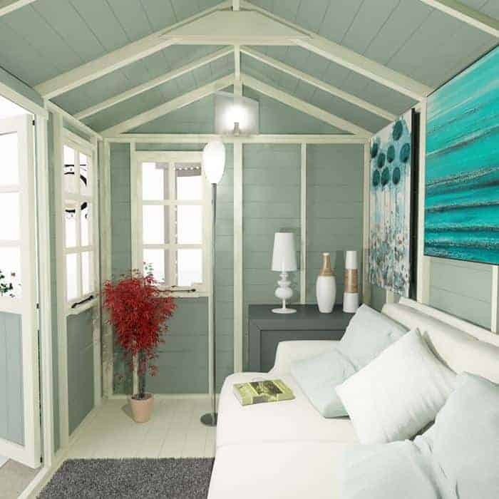 Summer House Interior Cladding House Interior