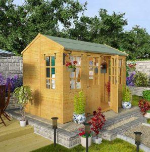 BillyOh 5000 Eden Summer House Unpainted