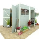 BillyOh 5000 Gardeners Haven Premium Tongue & Groove Single and Double Door Pent