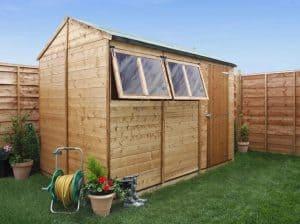 BillyOh 5000 Gardeners Retreat Premium Tongue & Groove Single Door Apex