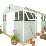 BillyOh 5000 Greenkeeper Workshop Premium Personnel Tongue & Groove Double Door
