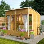 BillyOh 5000 Sunroom Summerhouse Range Side