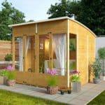 BillyOh 5000 Sunroom Summerhouse Range Side