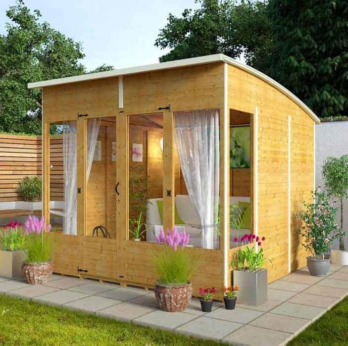 Billyoh 5000 Sunroom Summerhouse Range What Shed