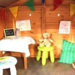 BillyOh 6 x 5 Mad Dash Lollipop Playhouse Inside View