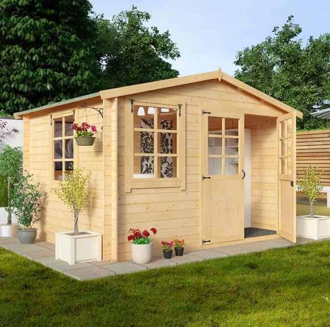 BillyOh Clubman Log Cabin 3 X 2.5m