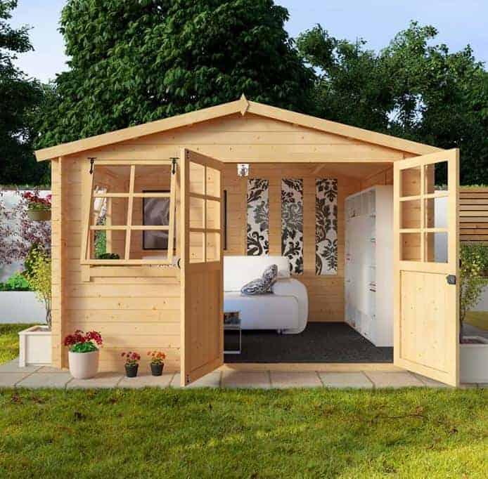 BillyOh Clubman Log Cabin