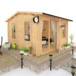 BillyOh Derwent Log Cabin