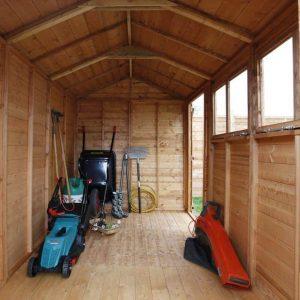 BillyOh Gardeners Retreat Inside View