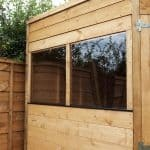 BillyOh Gardeners Window and Hinges