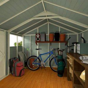 BillyOh Greenkeeper Workshop Painted Boys Room