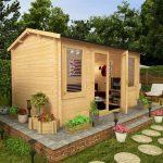 BillyOh Huntsman Log Cabin