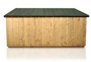 BillyOh Keep It Tidy Deck Box Front Closed Door