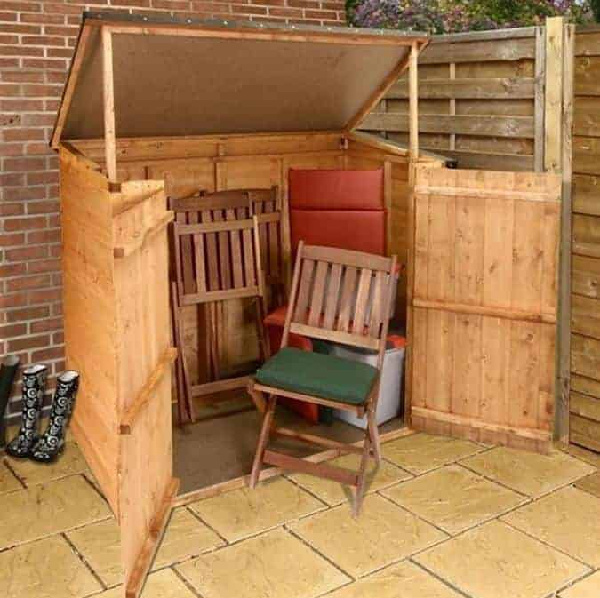 BillyOh Keep it Tidy XL Tongue and Groove Storage Unit Inc Floor