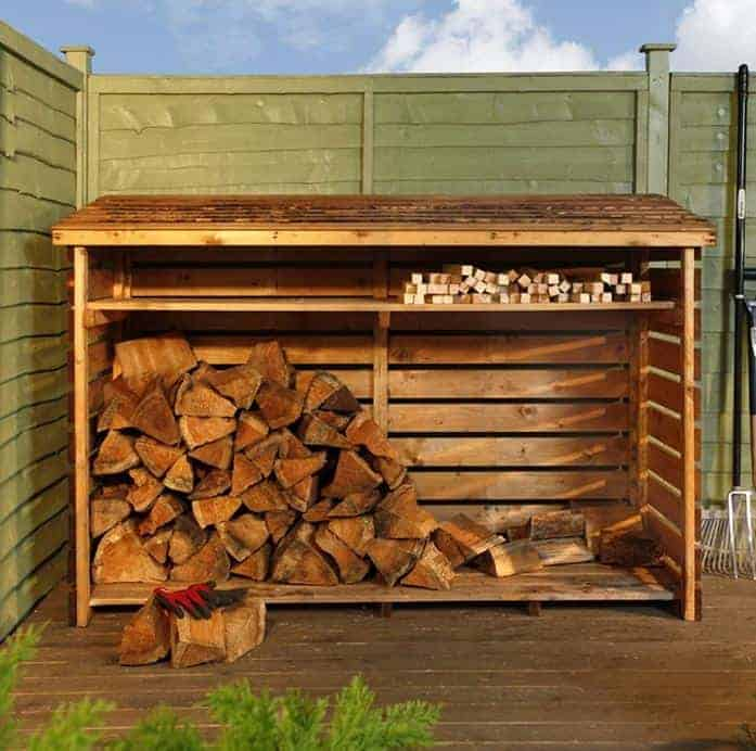 BillyOh Mini Master Tongue and Groove Pent Store Shed