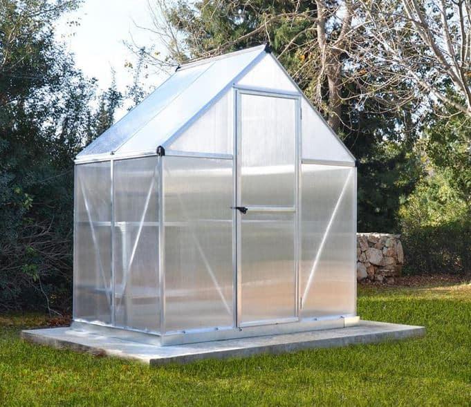 BillyOh Mythos Aluminium Twin Glazed Greenhouse