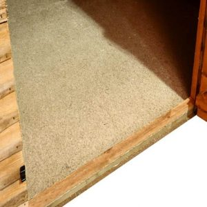 BillyOh Rustic Overlap Pent Shed Flooring