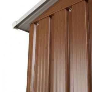 BillyOh Sherwood Premium Metal Sheds Corner
