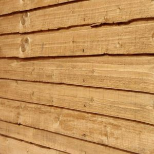BillyOh Super Saver Economy Shed Wall Cladding