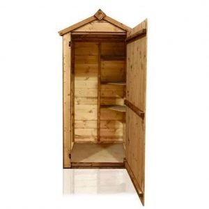 BillyOh Tongue and Groove Sentry Box Petite Front