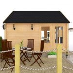 BillyOh Windsor Log Cabin Sideview