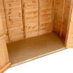BillyOh XL Keep It Tidy Log Store Flooring