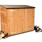 BillyOh XL Keep It Tidy Overlap Log Store Side