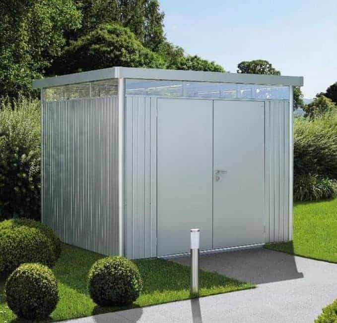 Biohort Highline H4 Metal Shed