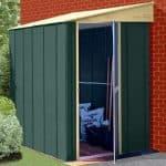 Canberra Lean-to Shed
