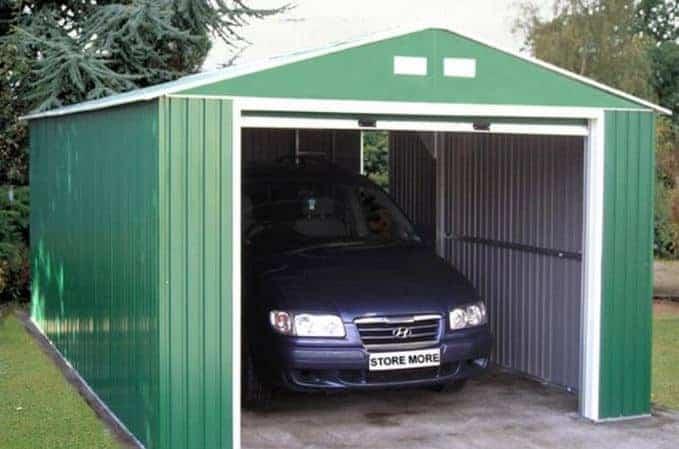 Duramax Olympian Garage