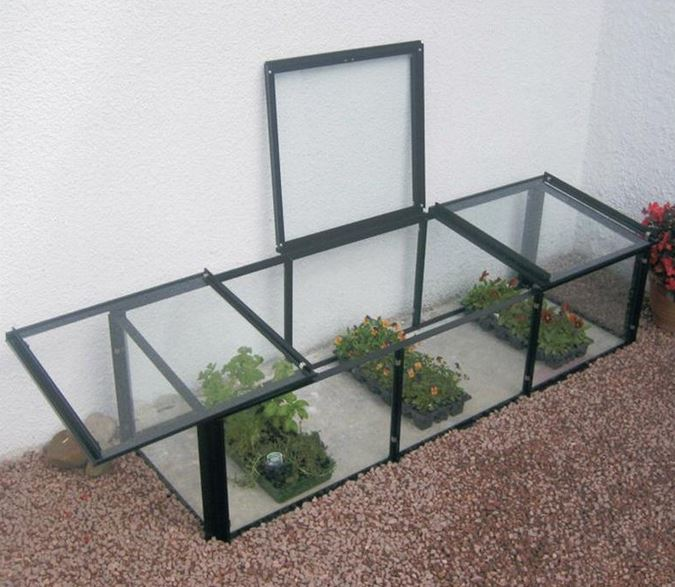 Elite Green Cold Frame - What Shed