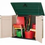 Keter Store it Out XL Plastic Garden Storage Box - 1300 Litre Capacity