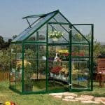 Palram Green Harmony Polycarbonate Glazed Greenhouses