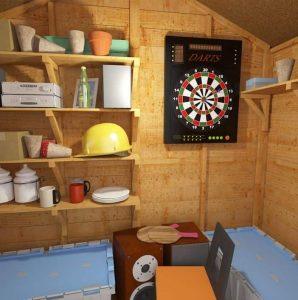 The BillyOh 30 Windowless Range Inside