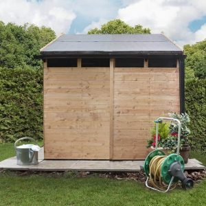 The BillyOh 300 Privacy Range Styrene Glass and Roof