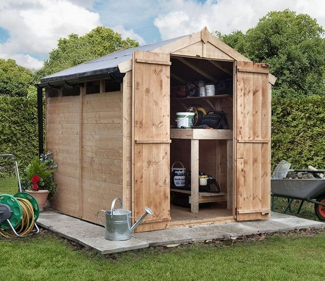 The BillyOh 300 Privacy Range