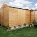 The BillyOh 5000 Workman's Hut Windowless Range