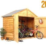 The BillyOh Apex Bike Store Range