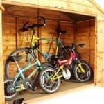 The BillyOh Apex Bike Store Range Inside View