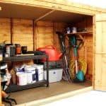 The BillyOh Pent Tool Store Range Internal